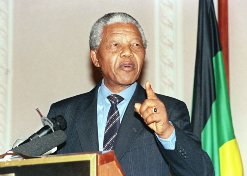 "#55. Nelson Mandela's ""Free at Last"""