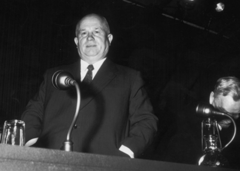 """#54. Nikita Khrushchev's """"The Cult of the Individual"""""""