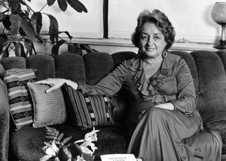 "#52. Betty Friedan's ""Farewell to the National Organization of Women"""