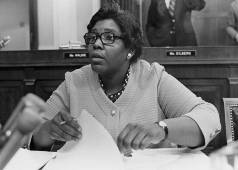 "#47. Barbara C. Jordan's ""Statement on the Articles of Impeachment"""