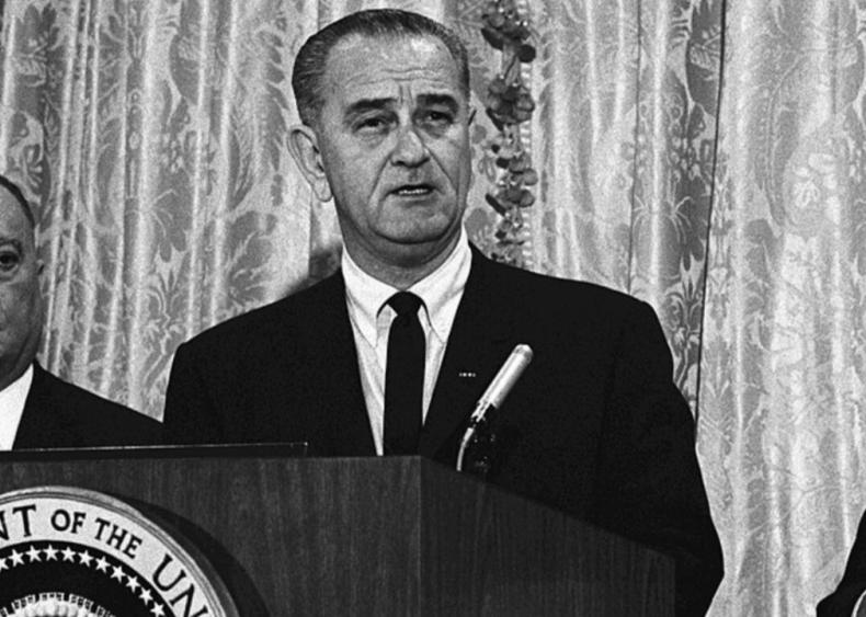 """#42. Lyndon B. Johnson's """"We Shall Overcome"""""""