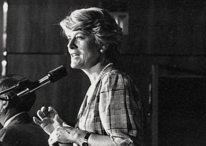 """#41. Geraldine Ferraro's """"Vice Presidential Nomination Acceptance Address"""""""