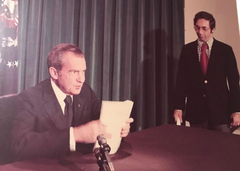 "#40. Richard Nixon's ""Resignation Address to the Nation"""