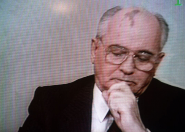 #33. Mikhail Gorbachev's resignation