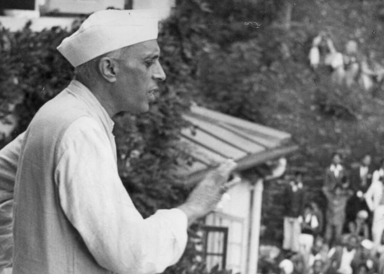 """#31. Jawaharlal Nehru's """"Tryst with Destiny"""""""
