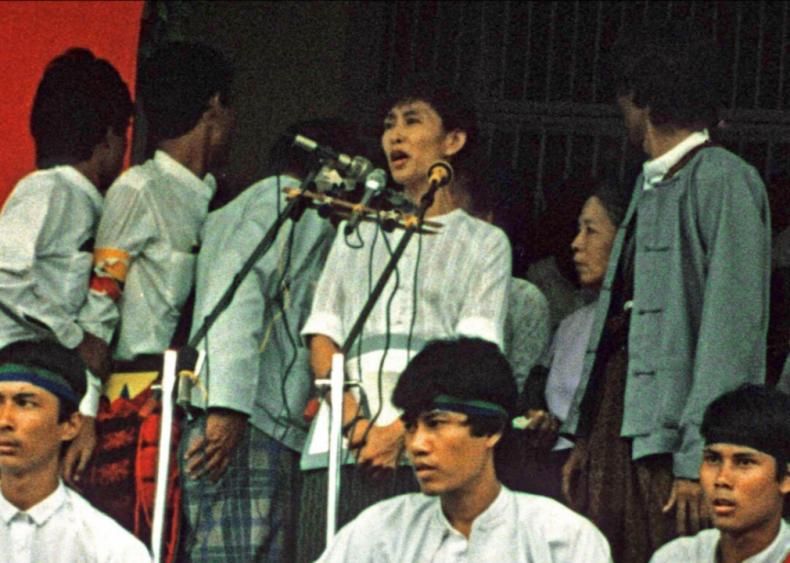 "#26. Aung San Suu Kyi's ""Freedom from Fear"""