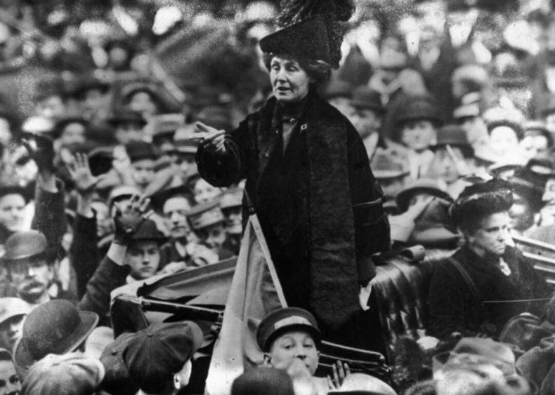 "#25. Emmeline Pankhurst's ""Freedom or Death"""