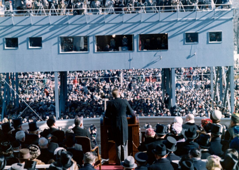 #20. John F. Kennedy's Inaugural Address