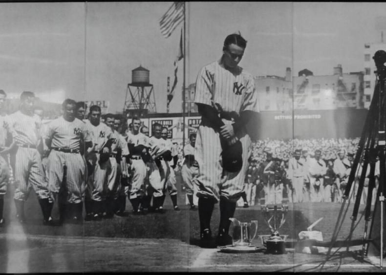 """#19. Lou Gehrig's """"Farewell to Baseball Address"""""""