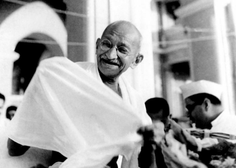 """#17. Mahatma Gandhi's """"Quit India"""""""