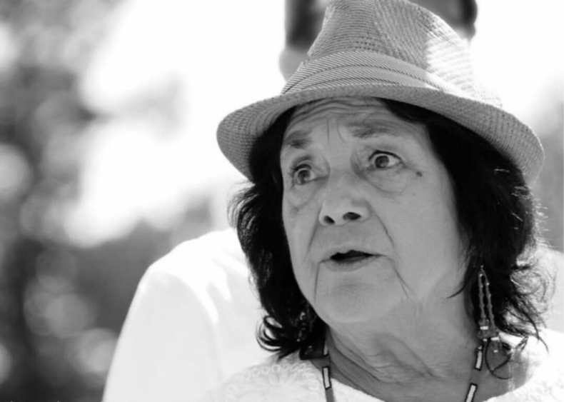 #14. Dolores Huerta's speech at the NFWA march and rally