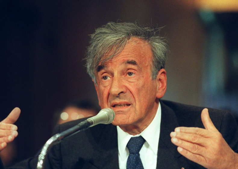 """#11. Elie Wiesel's """"The Perils of Indifference"""""""