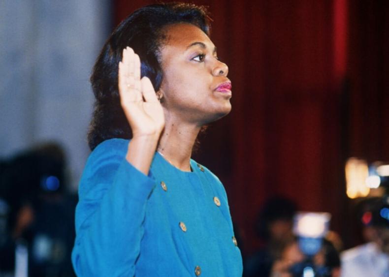 #10. Anita Hill's Opening Statement to the Senate Judiciary Committee