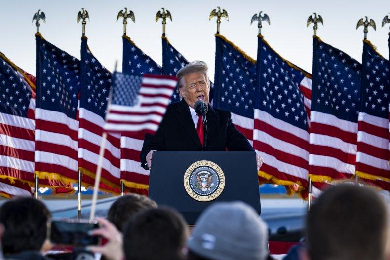 trump departs joint base andrews 2021