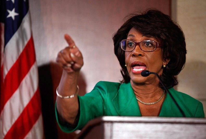 Maxine Waters GameStop stock hearing short selling