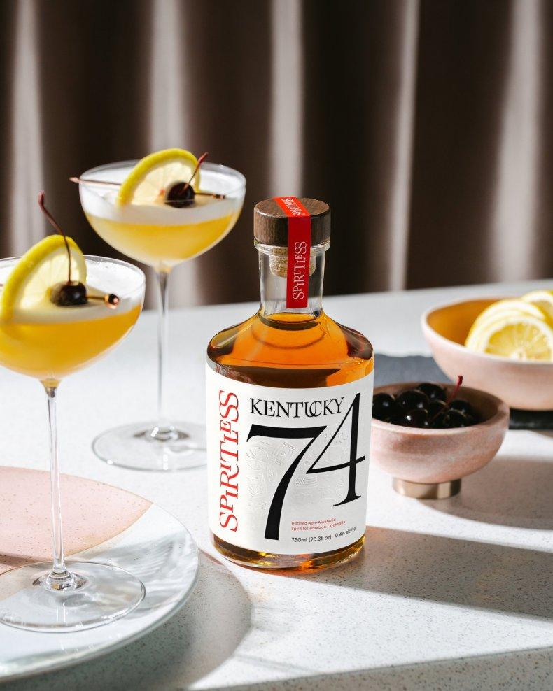Spiritless Kentucky 74