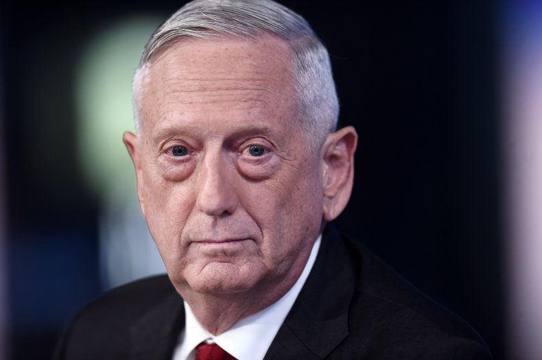 Mattis Says Trump and Globalism Fomented Insurrection