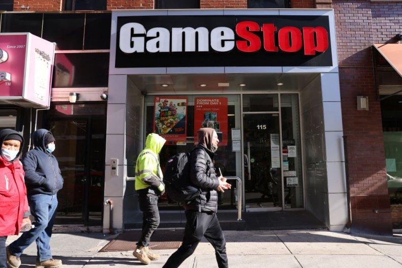 GameStop store Brooklyn