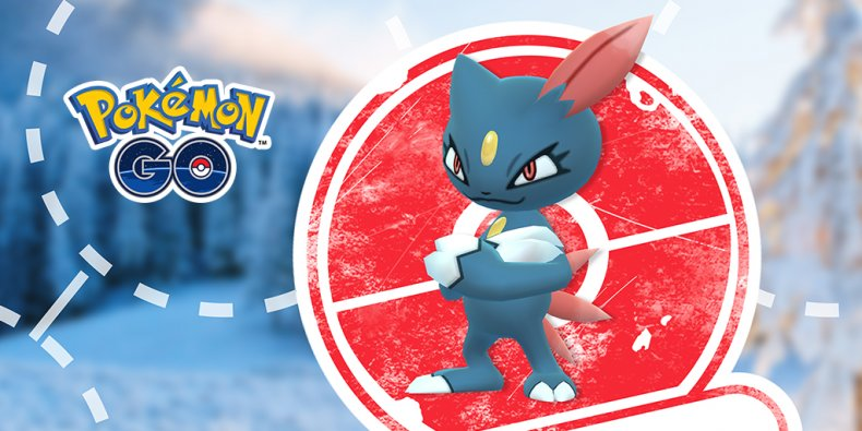 pokemon go sneasel day event