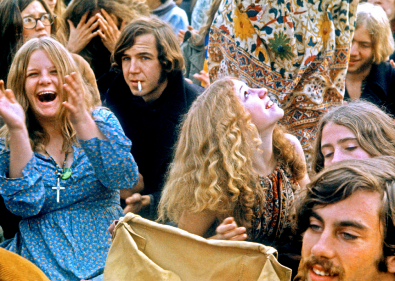 60 photos from the '60s that show how the world was changing