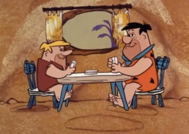 'The Flintstones' premieres