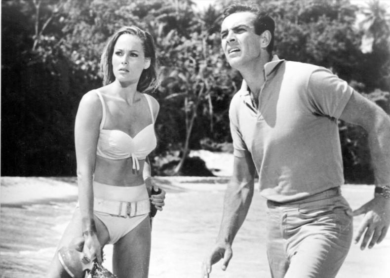 James Bond debuts in 'Dr. No'