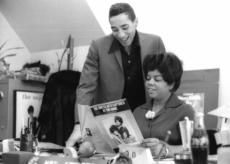 Motown hits the charts