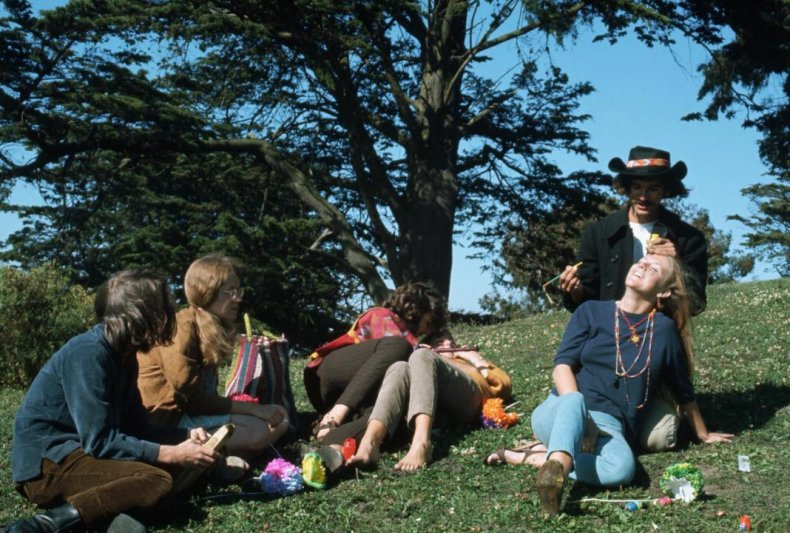 Haight Ashbury and the Summer of Love