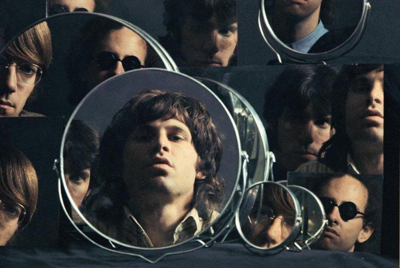 The Doors release their debut album