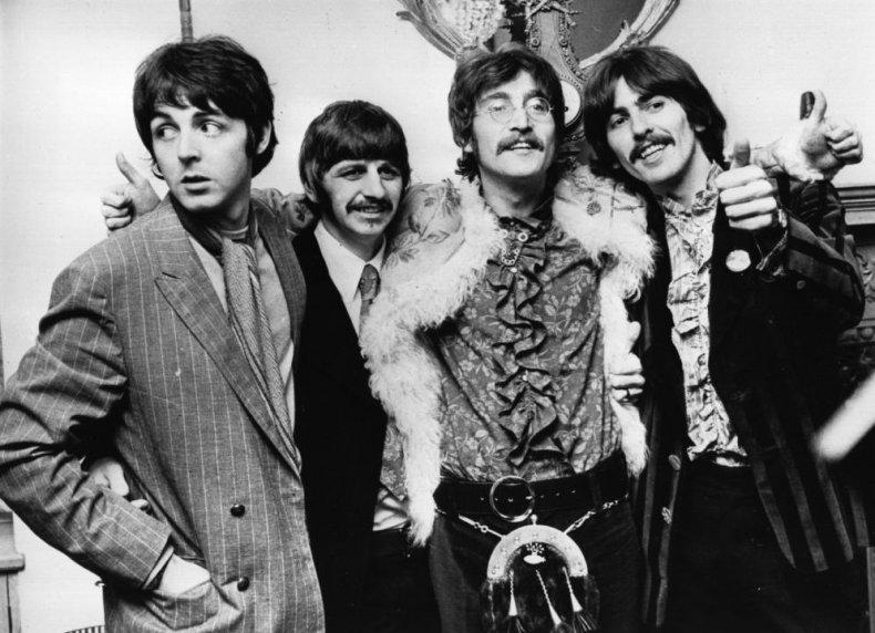 Beatles release 'Sgt. Pepper'