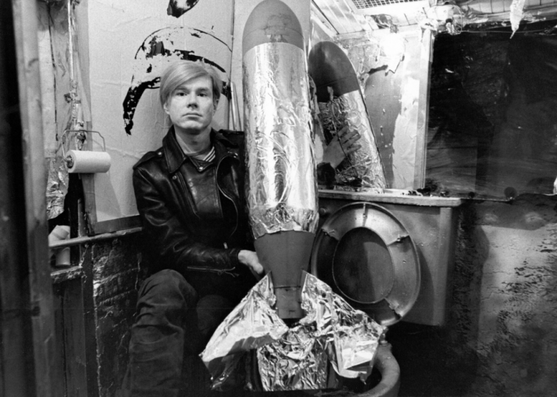 Andy Warhol is shot at 'The Factory'