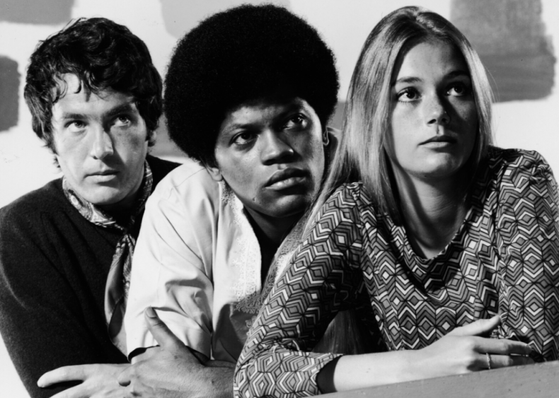 'The Mod Squad' debuted
