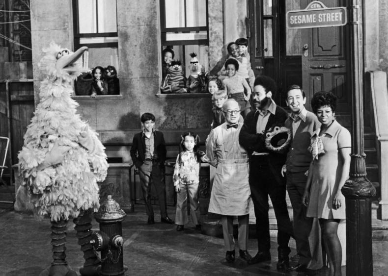 'Sesame Street' debuts