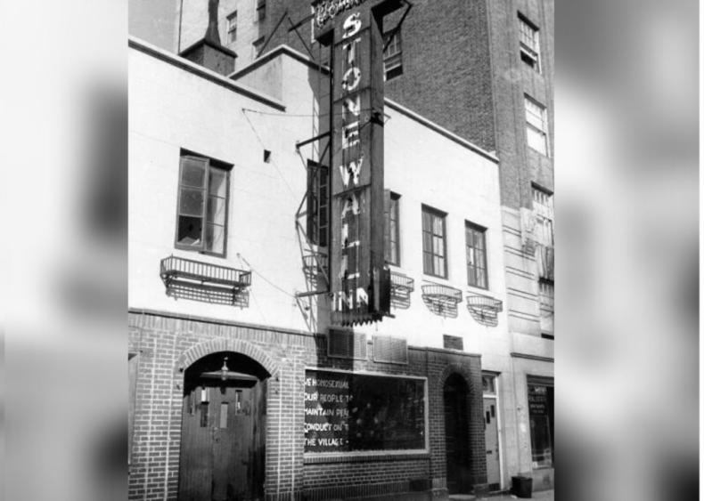 Riots at the Stonewall Inn