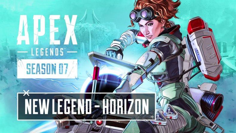 apex legends horizon interview