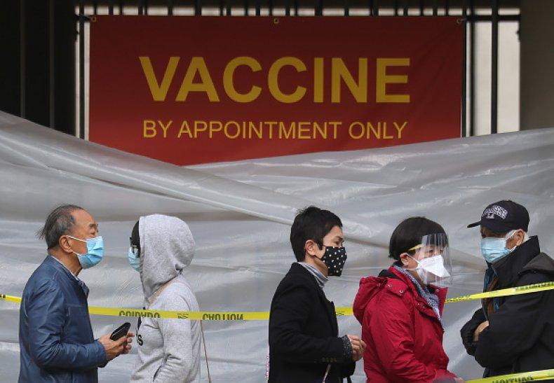 Vaccine California