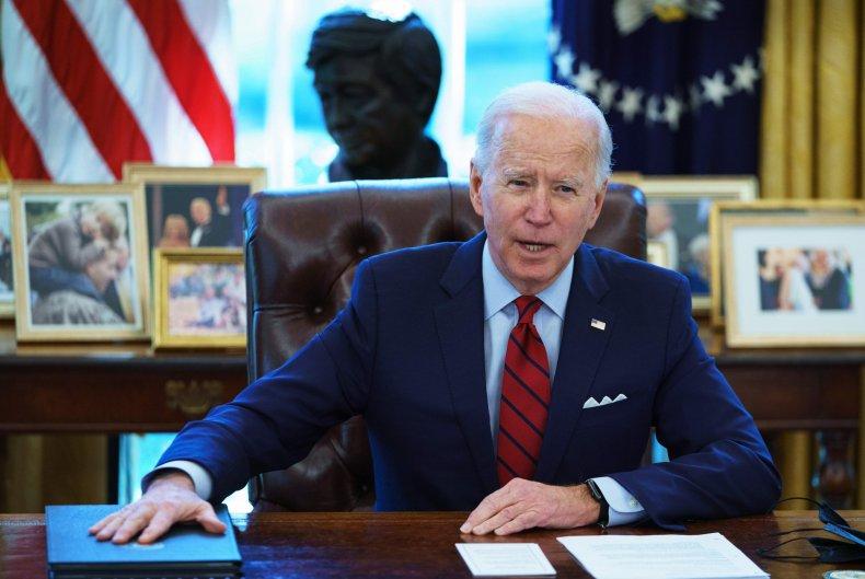 Biden signs executive orders