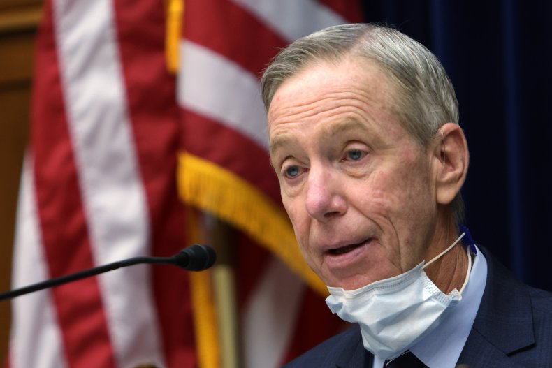 Rep. Stephen Lynch Gets COVID-19 After Vaccination