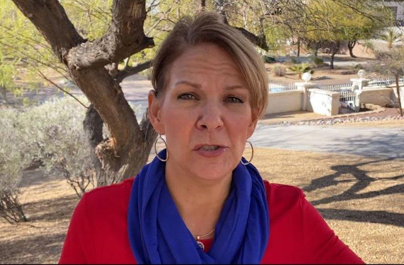 kelli ward arizona election audit