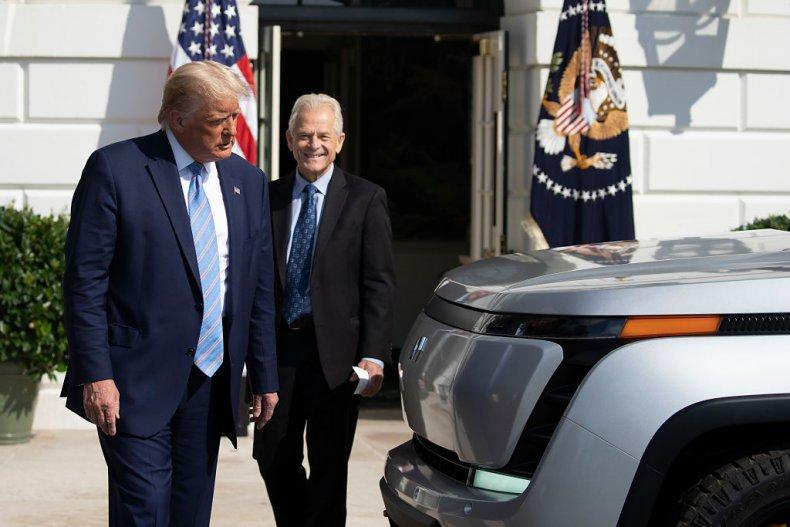 Trump and Navarro