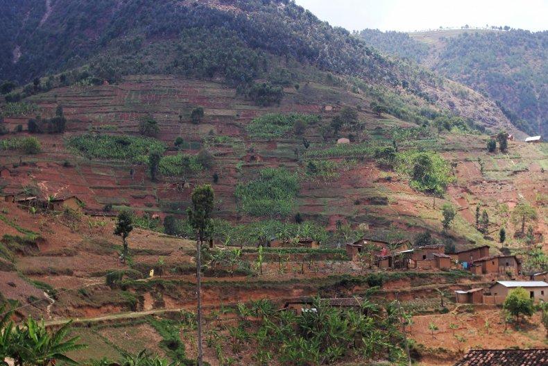 Nyagasozi, Rwanda