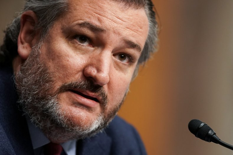 senator cruz at confirmation hearing