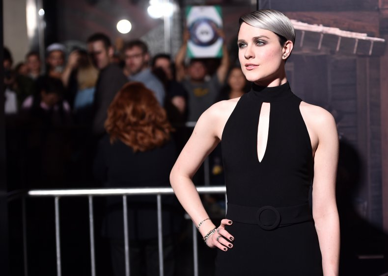 Evan Rachel Wood And More Women Accuse