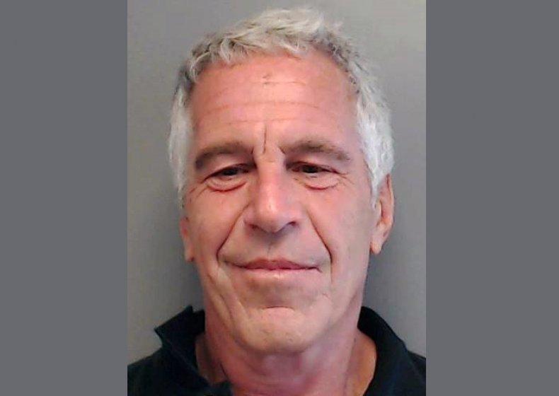 Convicted Sex Offender Jeffrey Epstein Mugshot