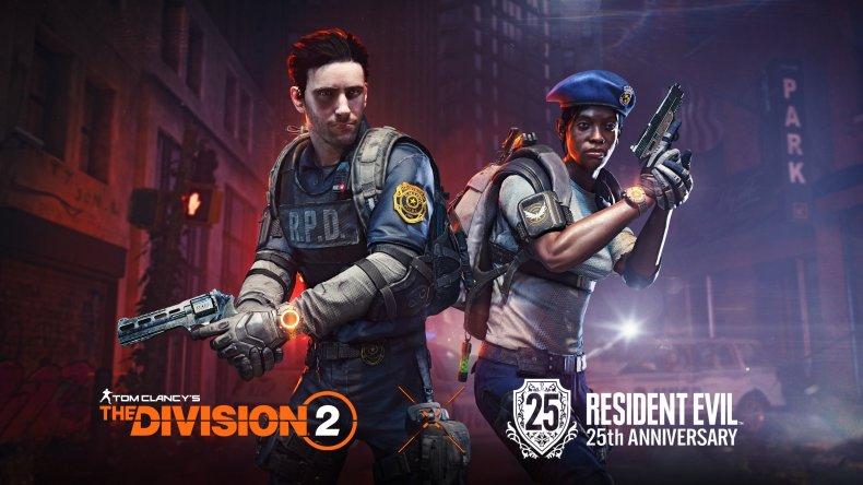 division 2 update 130 resident evil event