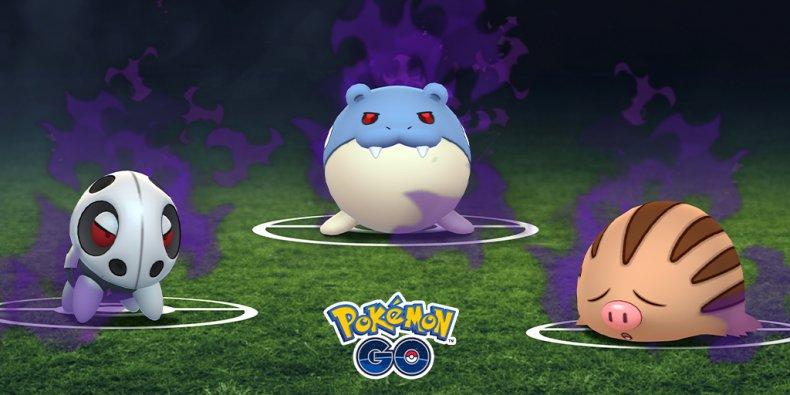 pokemon go team rocket celebration shadow new