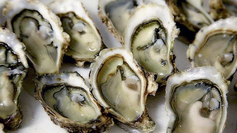 Collagen-Boosting Diet oysters