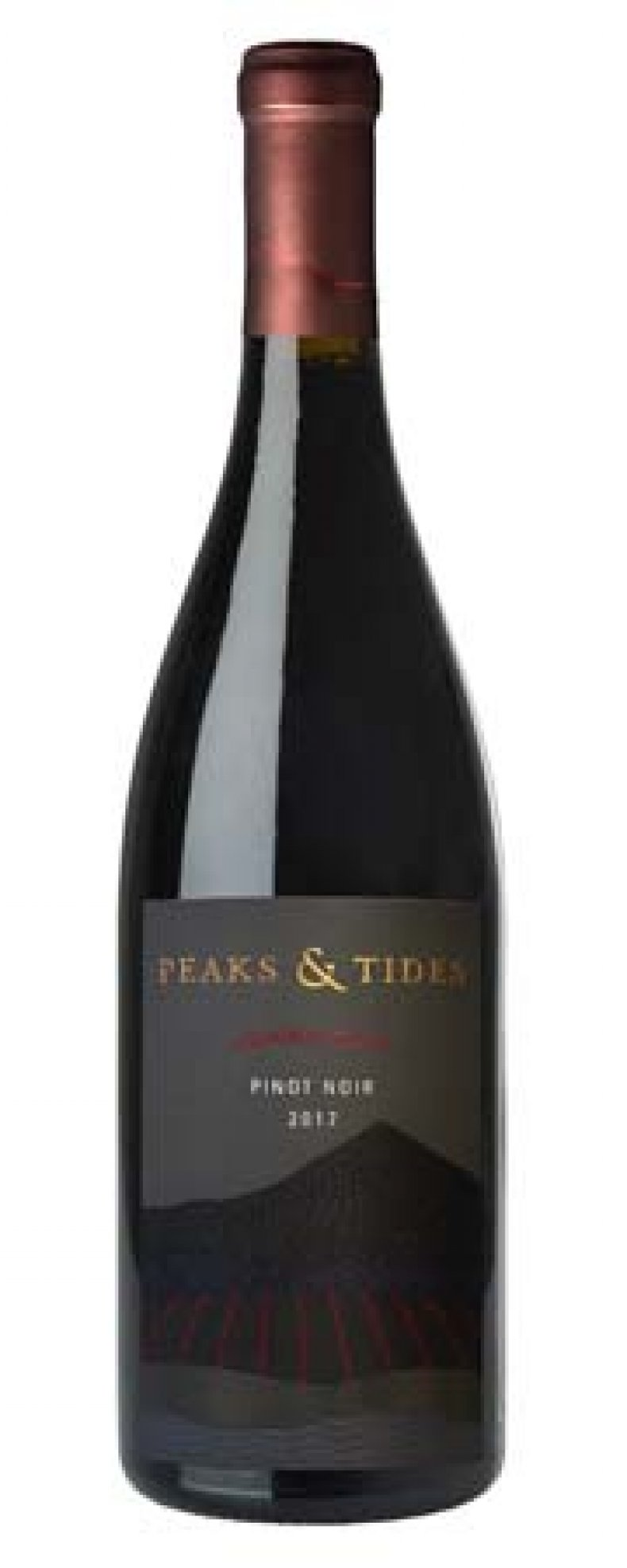 Peaks and Tides Chardonnay 2017