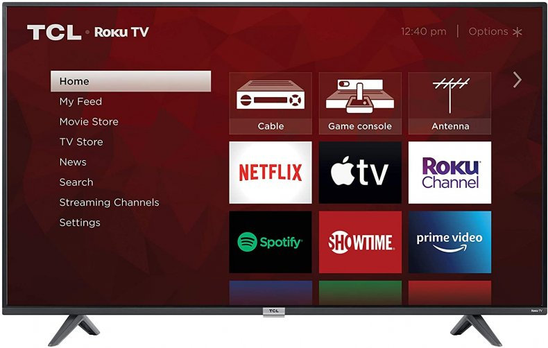 TCL 50 inch smart TV