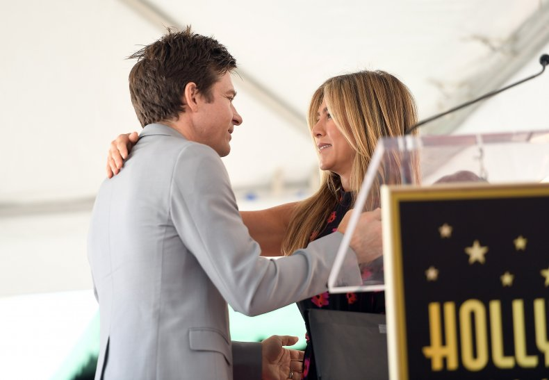 Jennifer Aniston Jason Bateman